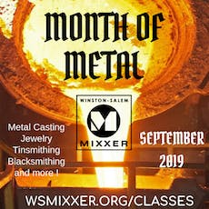 Iron Pour - The Finale for the Month of Metal at MIXXER tickets