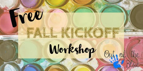 Fall Kick Off! Home Decor tickets