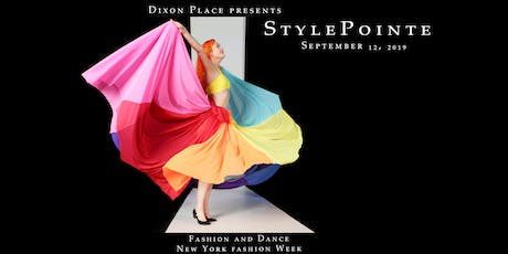 StylePointe 2019 Fashion Show for NYFW in NYC - Thursday, Sept 12th tickets