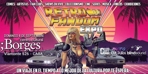 Retro Fandom Expo 2019