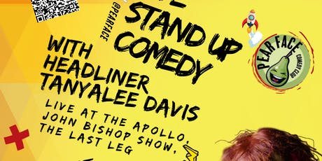 Live Stand up Comedy in St. Ives with Headliner Tanyalee Davis tickets
