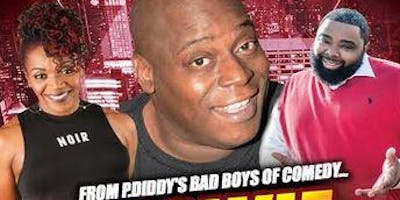 Howie Bell from P.Diddy's Bad Boyz of Comedy - 2 Shows Only 7:30 & 10:15