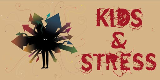 GVSD:  Kids & Stress (new location!)