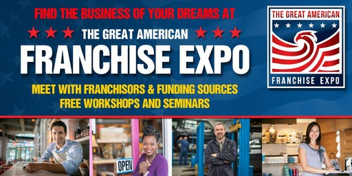 The Great American Franchise Expo - Miami