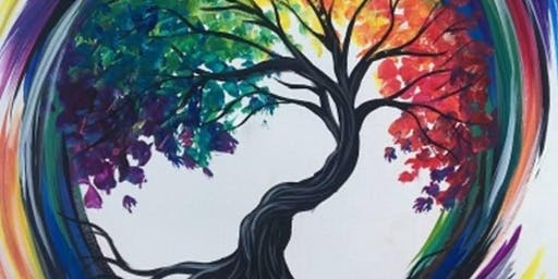 Paint'n Party - Saturday 8/17/19