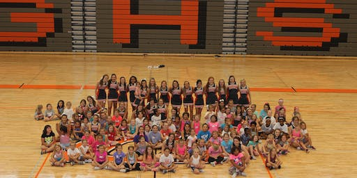 Little Tiger Cheer Camp