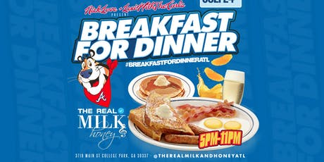 Breakfast For Dinner Wednesdays tickets