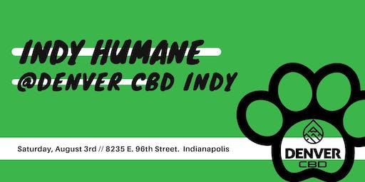 Indy Humane Society at Denver CBD Indy