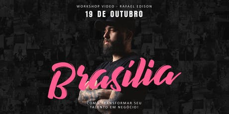 Workshop BRASILIA ingressos