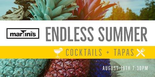 Endless Summer @ martinis