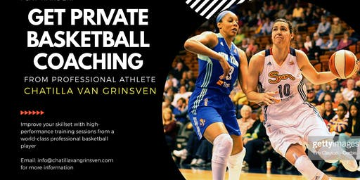 PRIVATE BASKETBALL COACHING