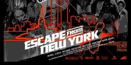 Escape From New York tickets