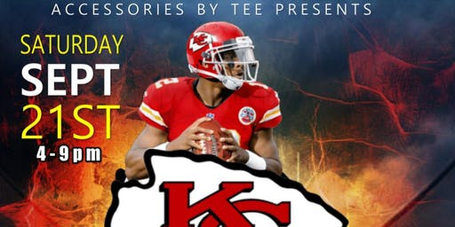 KC Chiefs Pre Game/Day Party feat. Grandmaster Dee of Whodini