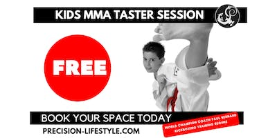 FREE Kids MMA Winter Taster Session (5-10yrs)