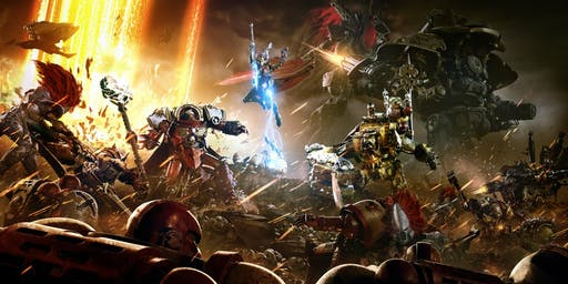 Warhammer 40K: 500 Points Destroy the Enemy!