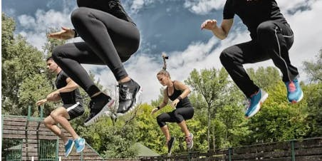 Weekend Fitness Boot Camp in Orlando