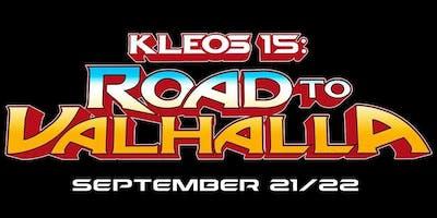 Kleos 15: Road to Valhalla (No Gi)