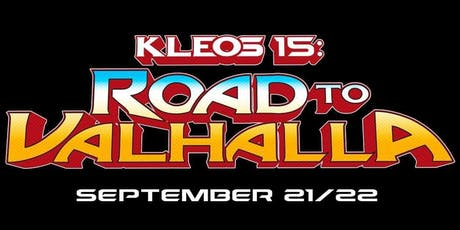 Kleos 15: Road to Valhalla (No Gi) tickets