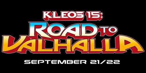 Kleos 15: Road to Valhalla (No Gi)