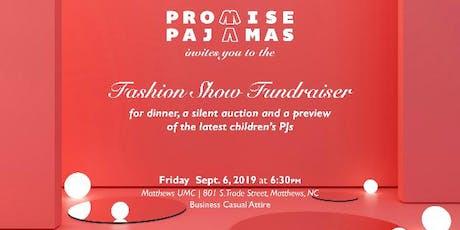 Promise Pajamas Fashion Show Fundraiser tickets
