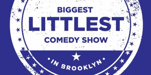 Chani Lisbon's Biggest Littlest Comedy Show in Brooklyn