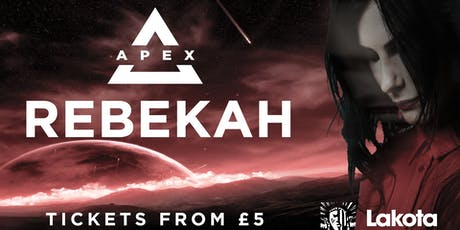 Apex 7th Birthday: Rebekah tickets