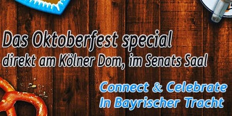 "BusinessTainment  ""connect&celebrate"" goes Oktoberfest in Trachten Tickets"