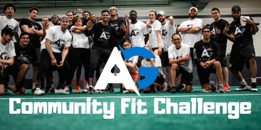 Ace Grind Community Fit Challenge