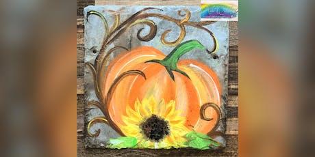 Fall Pumpkin: Glen Burnie, Sidelines: with Artist Katie Detrich! tickets
