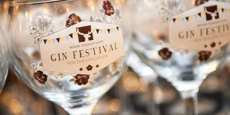 Mount Pleasant Gin Festival - Session 2 tickets