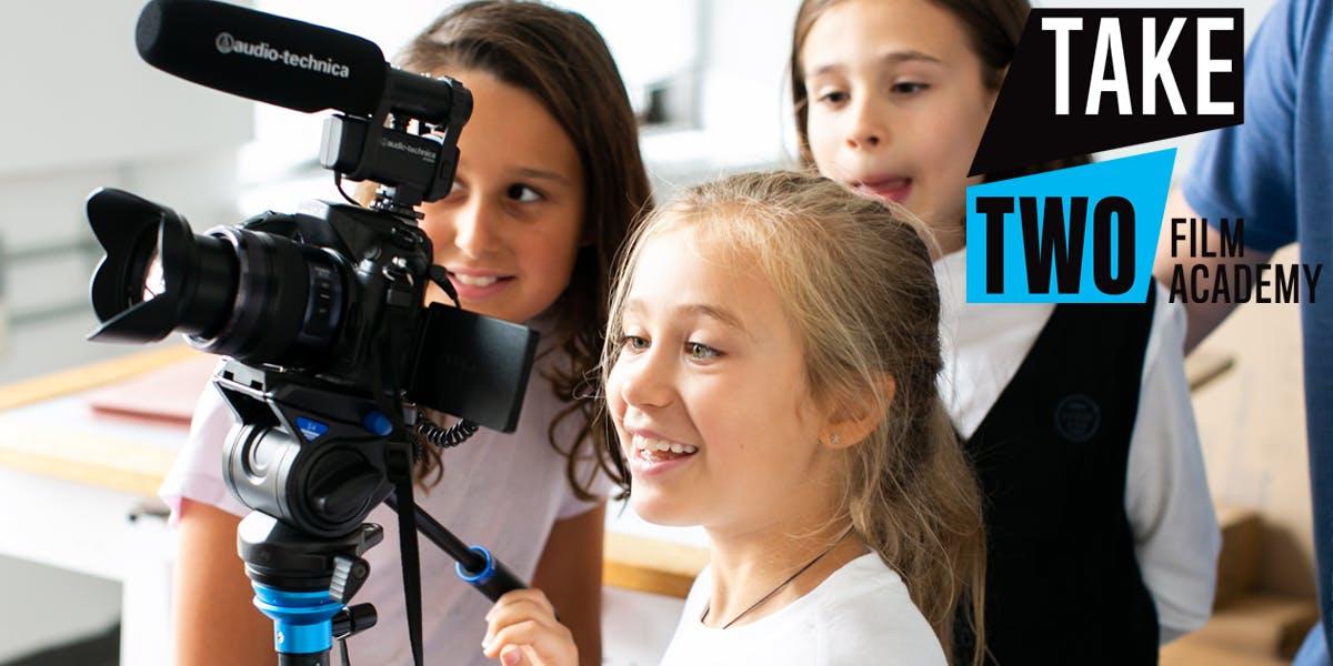 After School Fall Filmmaking Workshop - Ages 8-12