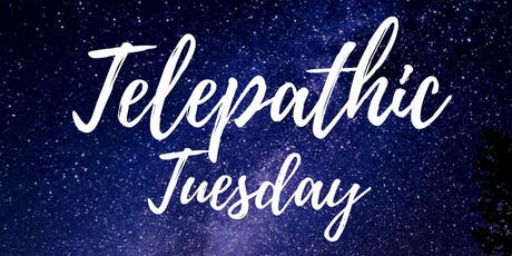 Telepathic Tuesday, October 29 tickets