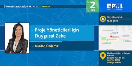 PMI TR Profesyonel Gelişim 2019 Eylül Ayı Aktivitesi - Ankara tickets
