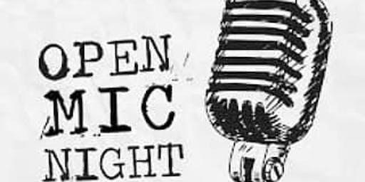 Spoken Word Open Mic Night Hosted By Poet Harula Ladd
