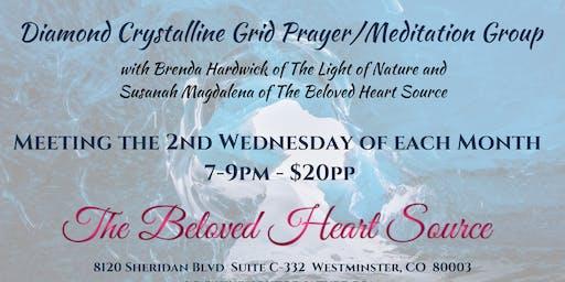 Diamond Crystalline Grid Prayer/Meditation Group