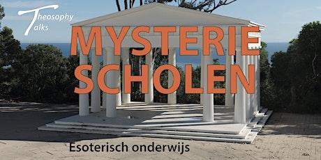 Mysteriescholen: esoterisch onderwijs - Theosophy Talks tickets