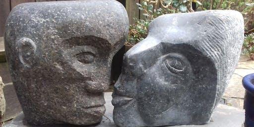 Artist Talk with Sculptor, Anne-marie Moss