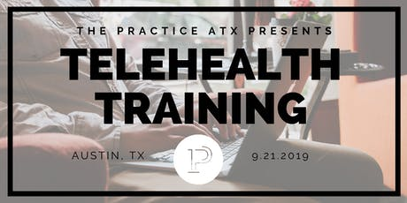 Telehealth CEU - Techonology Assisted Services Training tickets