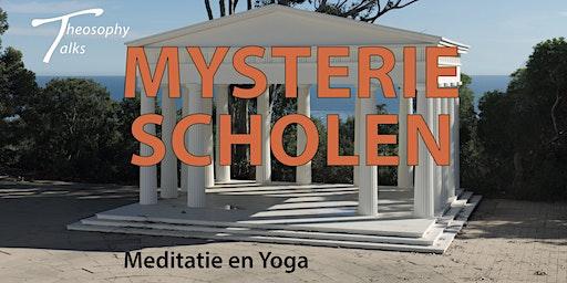 Mysteriescholen: meditatie en yoga - Theosophy Talks