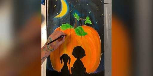 Great Pumpkin: Dundalk, Seasoned Mariner with Artist Katie Detrich!