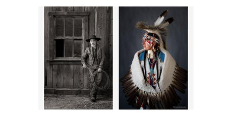 Cowboy & Native American Portraiture Photo Workshop tickets