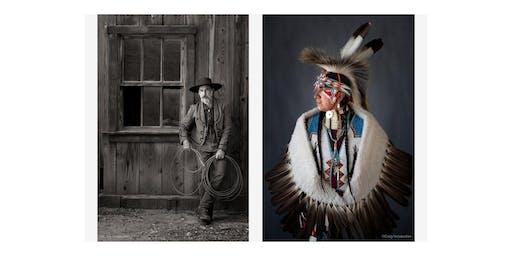Cowboy & Native American Portraiture Photo Workshop
