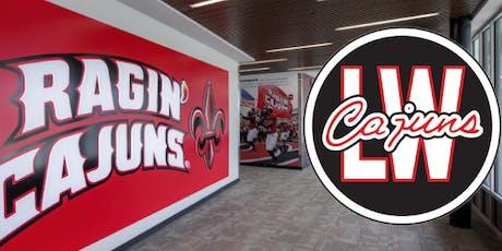 Inaugural Ragin' Cajuns Equipment Managers Reunion tickets