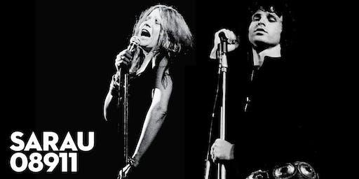 Tribut The Doors+ Janis Joplin al Sarau08911
