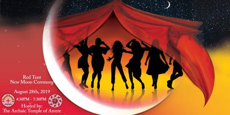 First Red Tent New Moon Ceremony tickets