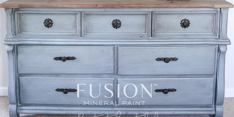 Furniture Painting 101 - 9/28/19 tickets