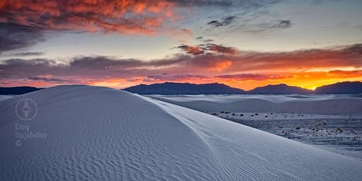 The Great White Sands: Photographing Autumn at White Sands National Monument Photo Workshop
