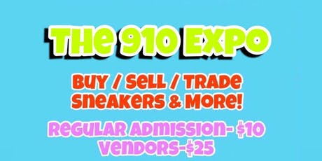 The 910 Expo tickets