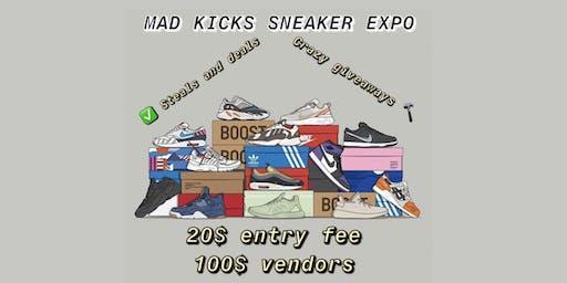 MAD KICKS SNEAKER EXPO