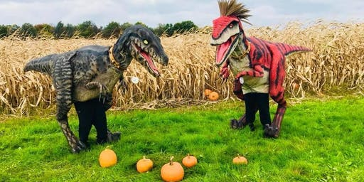 Rohrbach's Farm Fall Breakfast with the Pennsylvania Dinosaurs